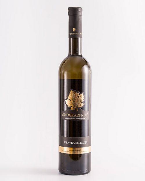 Žilavka selekcija white wine
