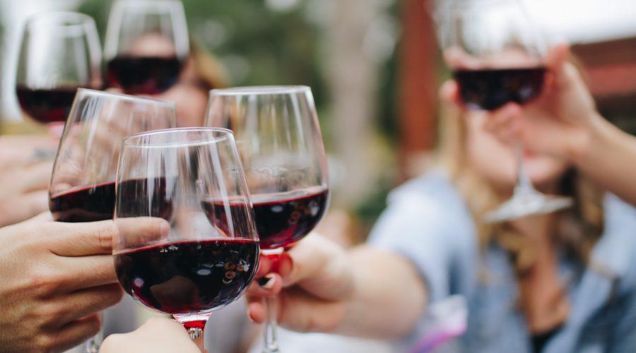 uživanje u vinu